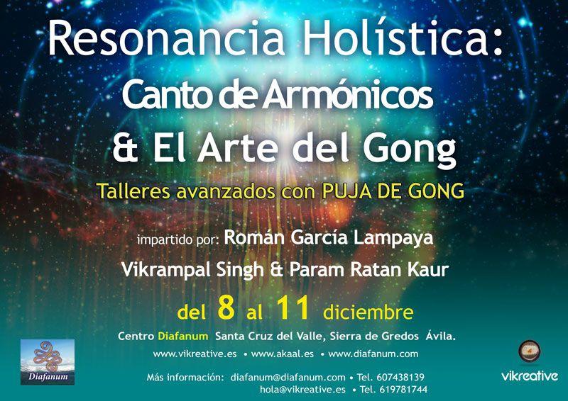 gong -resonancia holistica