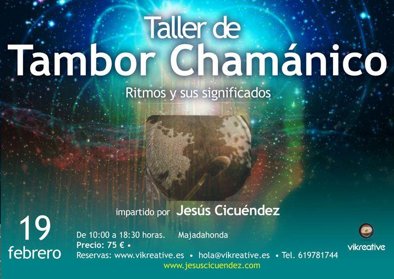 tambor chamanico