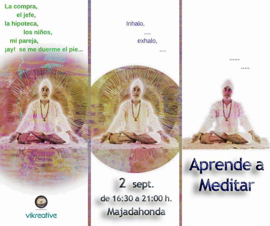 curso meditación