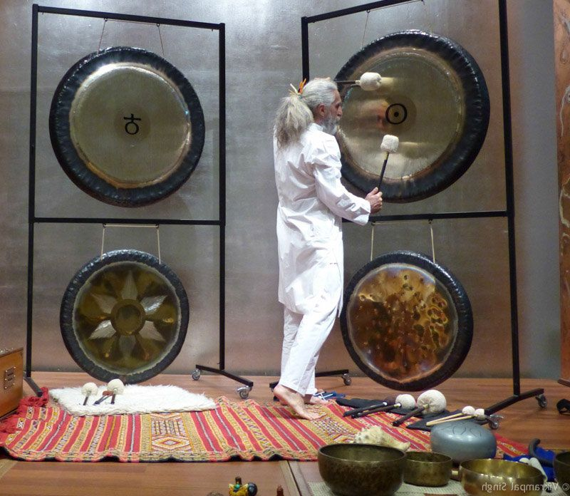 baño de gong vikrampal