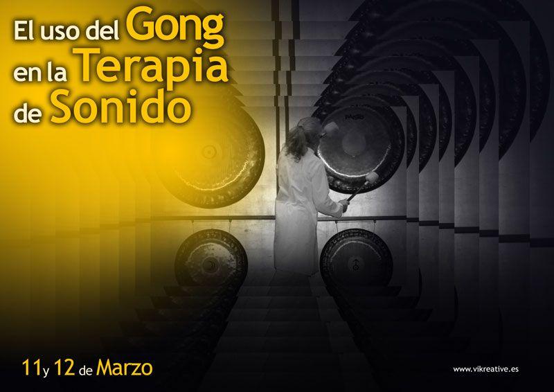 Gong Terapia de sonido