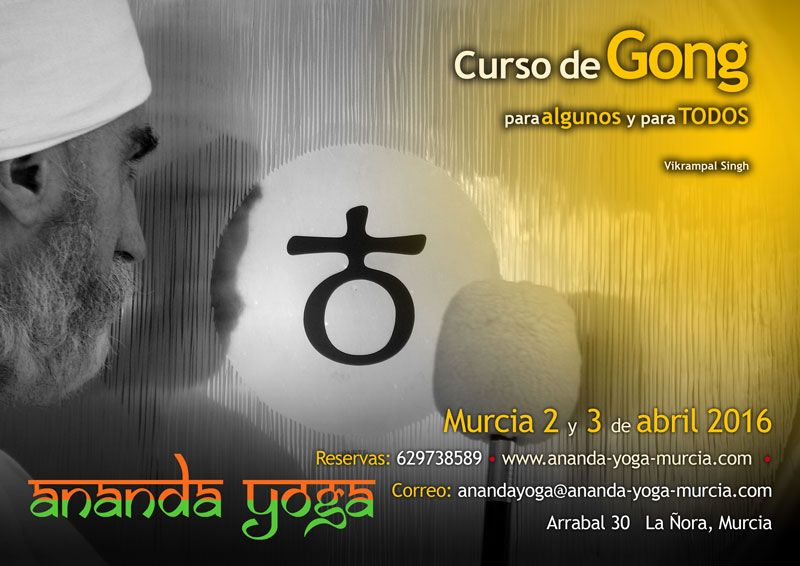 Curso de gong vikreative.es