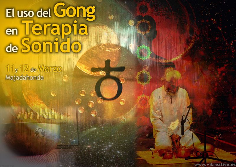 gong y sonoterapia