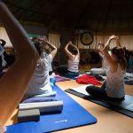 kundalini yoga con gong