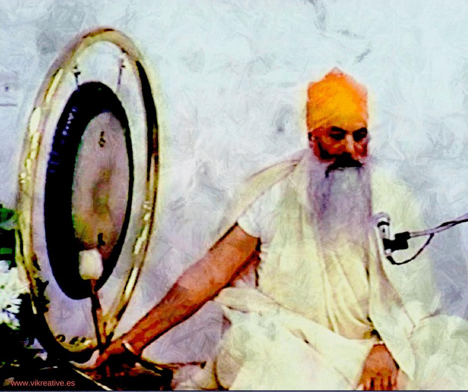 yogi bhajan y el gong