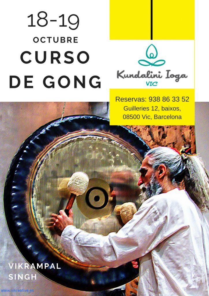 kundalini gong