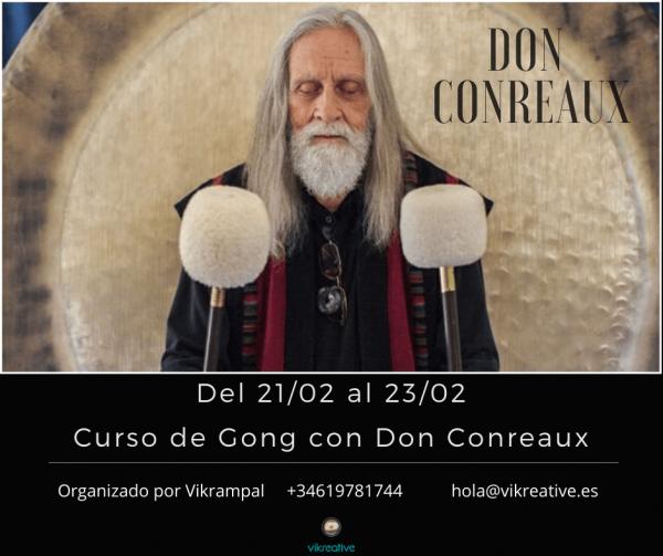Don Conreaux - Vikrampal