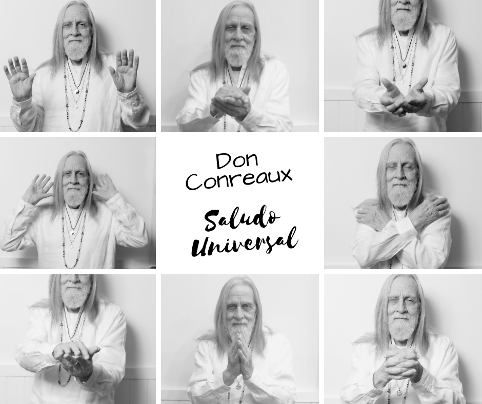 don conreaux universal greating