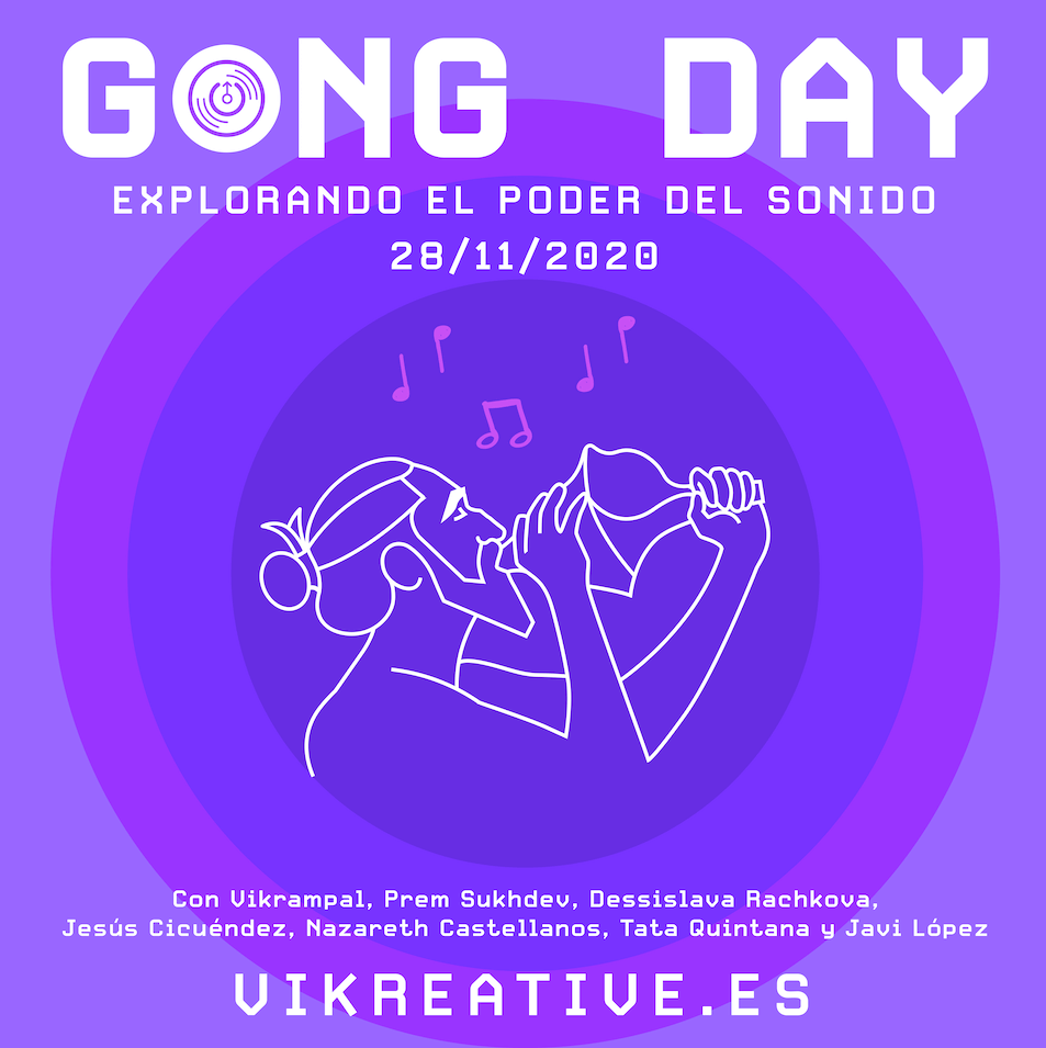 Gong Day con Vikrampal